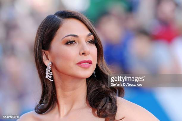 Moran Atias attends 'Birdman' Premiere during 71st Venice Film Festival on August 27 2014 in Venice Italy