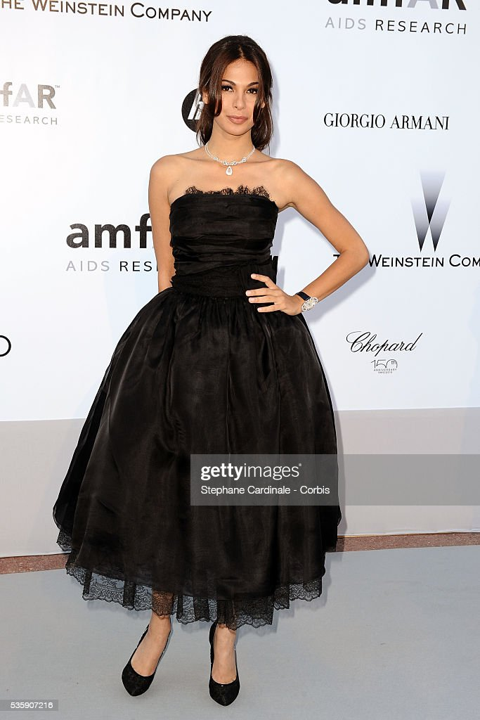 Moran Atias attends the '2010 amfAR's Cinema Against AIDS' Gala