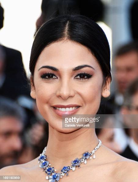 Moran Atias attends the Premiere of 'Cleopatra' during the 66th Annual Cannes Film Festival at the Palais des Festivals on May 21 2013 in Cannes...