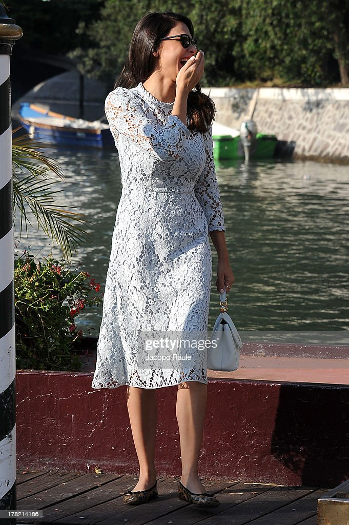 Moran Atlas is seen during the 70th Venice International Film Festival on August 27, 2013 in Venice, Italy.