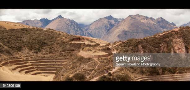Moray, Inca Ruins, Peru