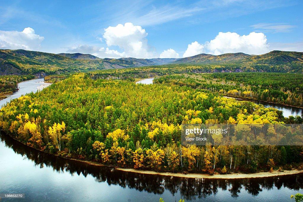 Mordaga,Inner Mongolia Autonomous Region,China