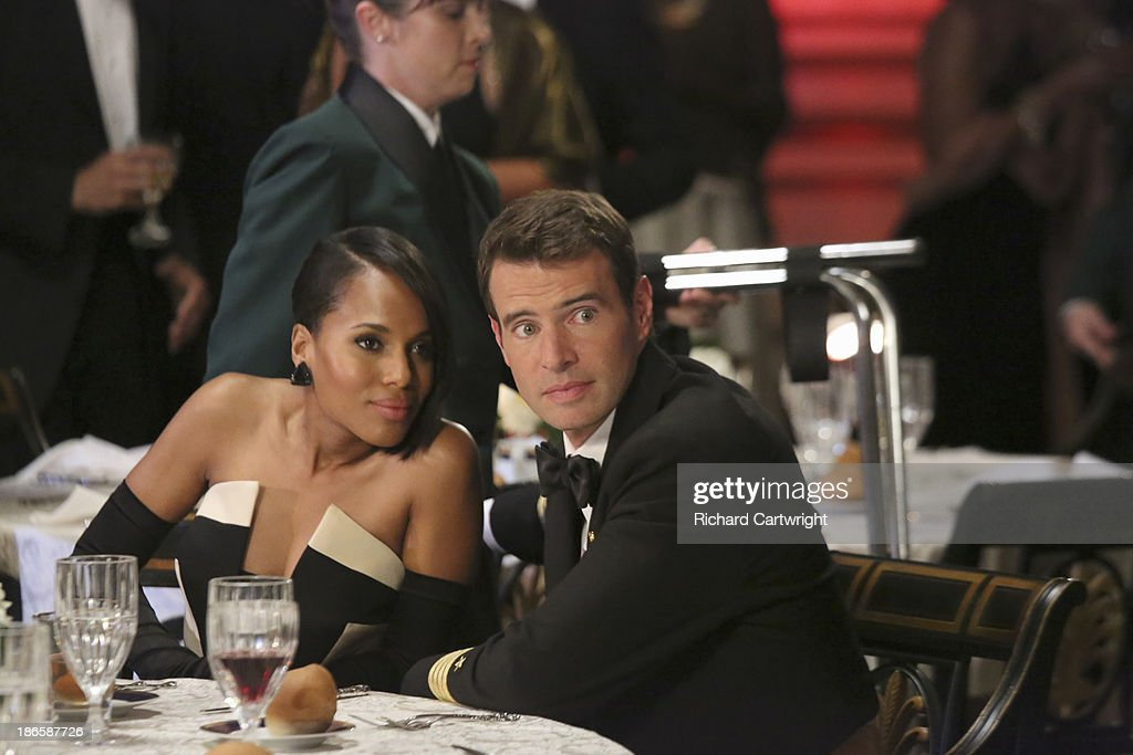 SCANDAL - 'More Cattle, Less Bull' -The team investigates Democratic Congresswoman Josie Marcus, while Olivia and Mellie have a surprising run-in during the White House Correspondents' Dinner. Meanwhile, Jake and Huck get closer to the truth about Operation Remington, which could lead to devastating results, on ABC's 'Scandal,' THURSDAY, OCTOBER 31 (10:00-11:00 p.m., ET) on the ABC Television Network. FOLEY