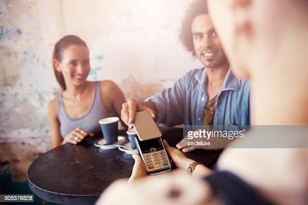 D'autres options de paiement, grâce à la technologie