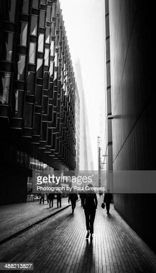 More Place. London. : Stock Photo