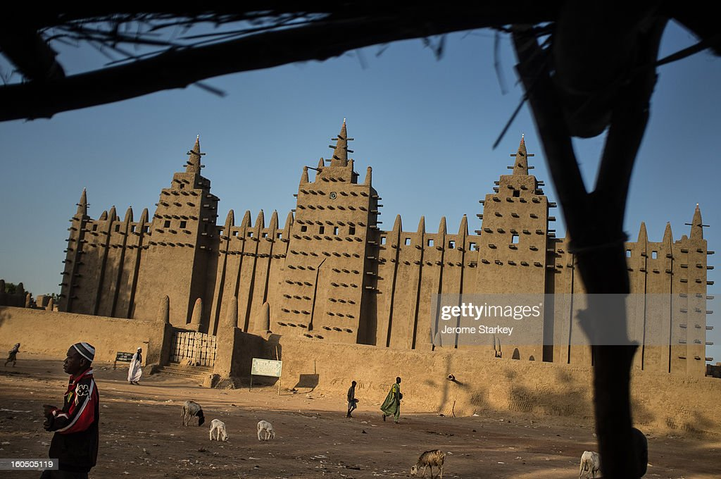 CONTENT] More than 15,000 tourists visited the UNESCO World Heritage town of Djenne, famous for its Grand Mosque - pictured November 21, 2012 - until a spate of kidnappings and a rebellion in the north of Mali put the country off limits to most visitors. Djenne's sister settlement at Timbuktu was captured by the Islamist groups Al Qaeda in the Islamic Maghreb (AQMI) and Ansar Dine, until an abrupt French military intervention in January 2013 repulsed them from the major population centres.