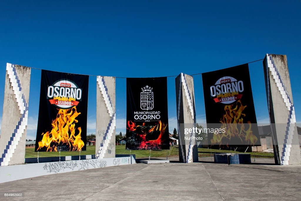 More than one hundred people participated in the roasting contest organized by the City of Osorno, Chile, on 18 March 2017 that was held in Chuyaca Park, this activity seeks to highlight the important meat production in the region.