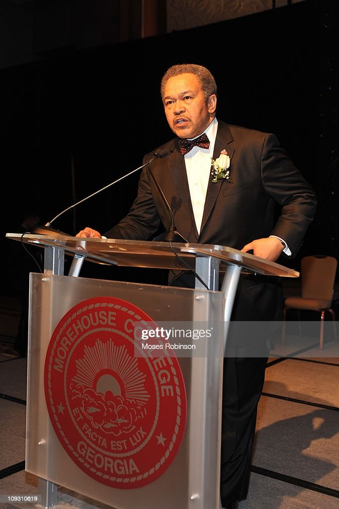 Morehhouse President Robert M. Franklin attends the 23rd Annual 'A Candle in the Dark' Gala at the Hyatt Regency on February 19, 2011 in Atlanta, Georgia.