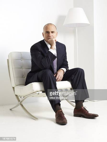 Morgan Chase analyst John DiFucci is photographed for Institutional Investor Magazine on September 12 2013 in New York City PUBLISHED IMAGE ON...