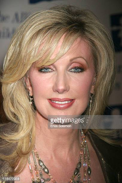 Morgan Fairchild during Dinner With Friends Cocktail Party Benefiting The Alliance For Children's Rights Foster Child Mentoring Program at Eight18...