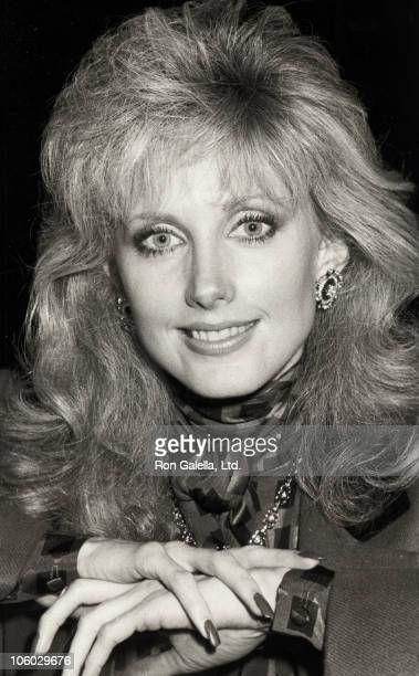 Morgan Fairchild Stock Photos And Pictures Getty Images