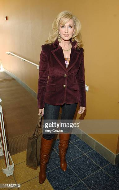 Morgan Fairchild during The Screen Actors Guild and Zimand Entertainment Host PrizeWinning Ceremony for LA Children's Love Equals Writing Contest at...