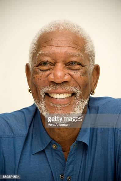 Morgan Freeman at the 'BenHur' Press Conference at the Four Seasons Hotel on August 5 2016 in Beverly Hills California