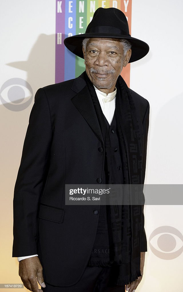 <a gi-track='captionPersonalityLinkClicked' href=/galleries/search?phrase=Morgan+Freeman&family=editorial&specificpeople=169833 ng-click='$event.stopPropagation()'>Morgan Freeman</a> attends the 35th Kennedy Center Honors at the Kennedy Center Hall of States on December 2, 2012 in Washington, DC.