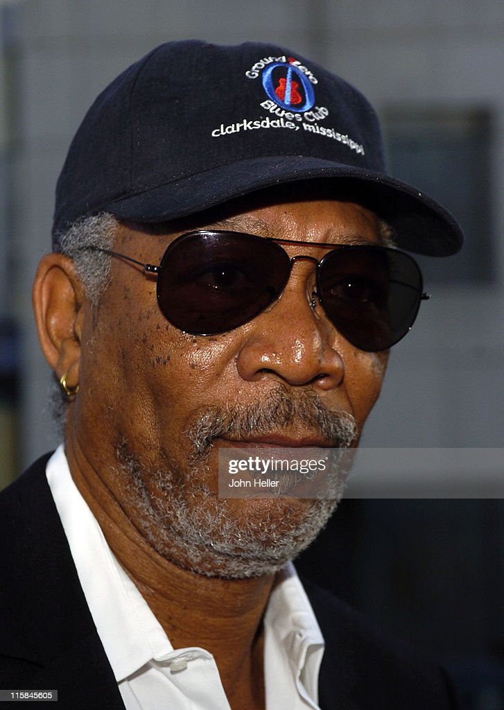 Morgan Freeman during 10th Anniversary Screening of 'The Shawshank Redemption' - September 23, 2004 at Academy of Motion Picture Arts and Sciences in Beverly Hills, CA, United States.