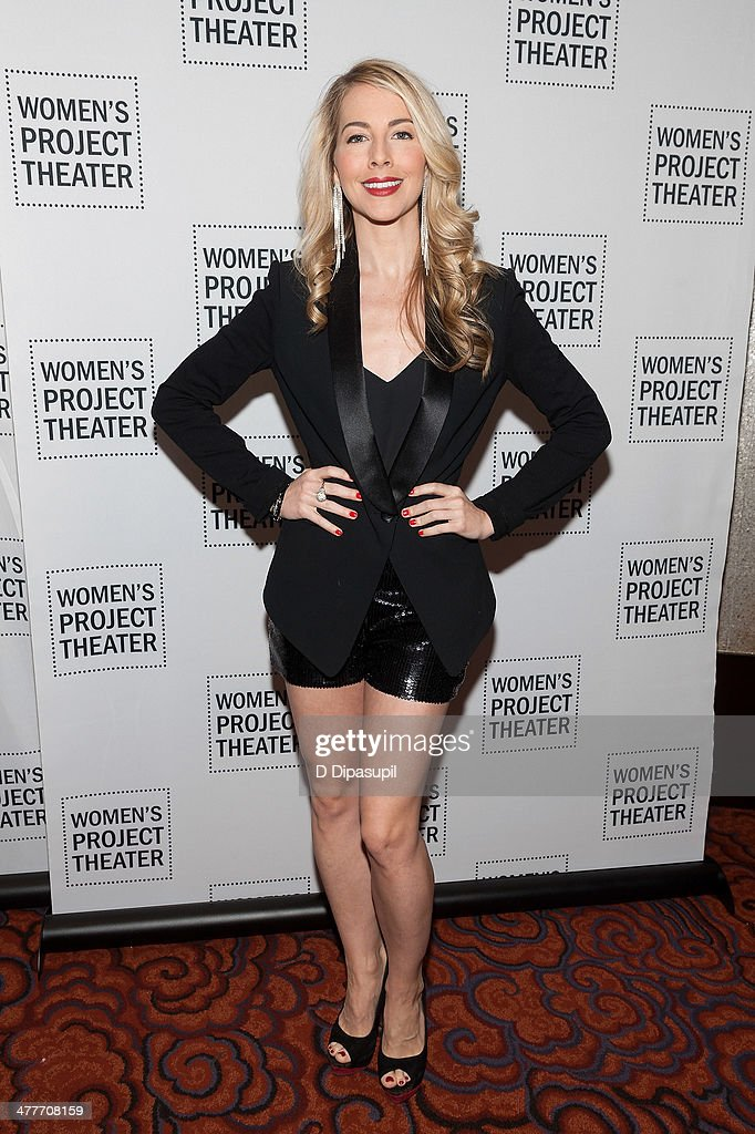 Morgan James attends the Women Project Theater's 2014 Women Of Achievement Gala at the Mandarin Oriental Hotel on March 10, 2014 in New York City.