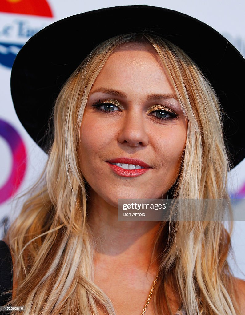 Morgan Joanel poses at the 2013 CLEO Swim Party at The Bucket List on November 26, 2013 in Sydney, Australia.