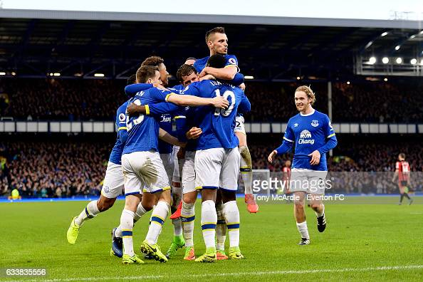 Everton v AFC Bournemouth - Premier League : News Photo