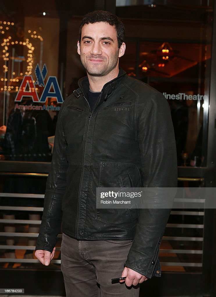 Morgan Specter attends 'The Big Knife' Broadway opening night at American Airlines Theatre on April 16, 2013 in New York City.