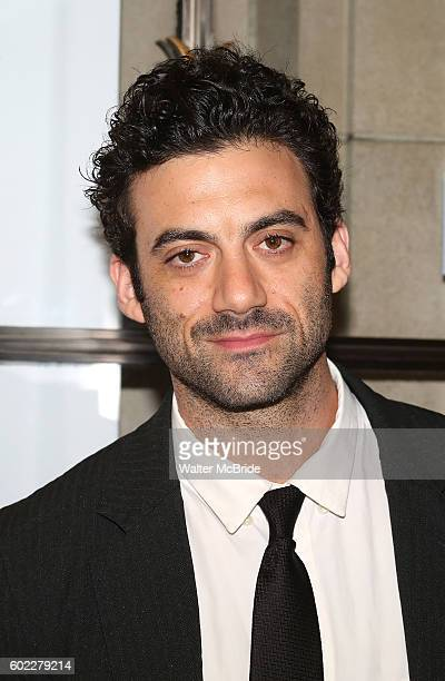 Morgan Spector attend the 'The Bleeder' Red Carpet Premiere for the 2016 Toronto International Film Festival Premiere at the Princess of Whales...
