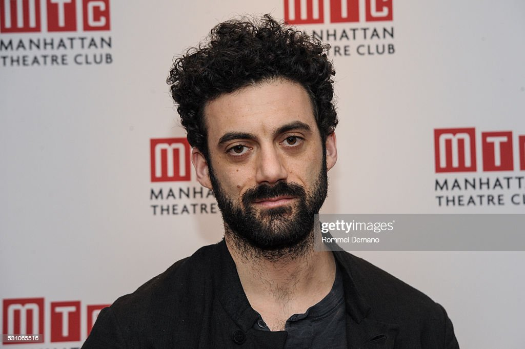 Morgan Spector attends 'Incognito' Opening Night a at Brasserie 8 1/2 on May 24, 2016 in New York City.
