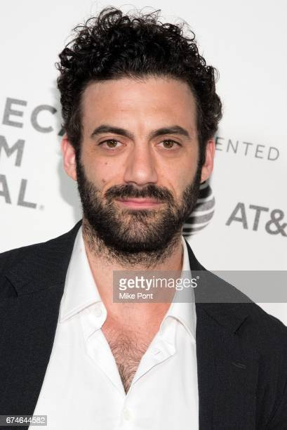 Morgan Spector attends the 'Chuck' screening during the 2017 Tribeca Film Festival at BMCC Tribeca PAC on April 28 2017 in New York City