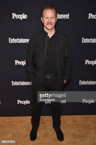 Morgan Spurlock attends the Entertainment Weekly and PEOPLE Upfronts party presented by Netflix and Terra Chips at Second Floor on May 15 2017 in New...