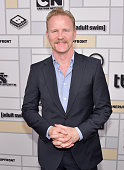 Morgan Spurlock attends the Turner Upfront 2015 at Madison Square Garden on May 13 2015 in New York City 25201_002_TW_0072JPG