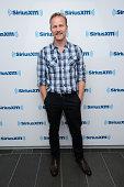 Morgan Spurlock visits at SiriusXM Studios on August 7 2014 in New York City