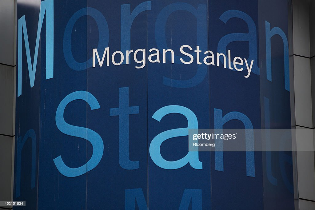 Morgan Stanley To Announce Earnings Getty Images