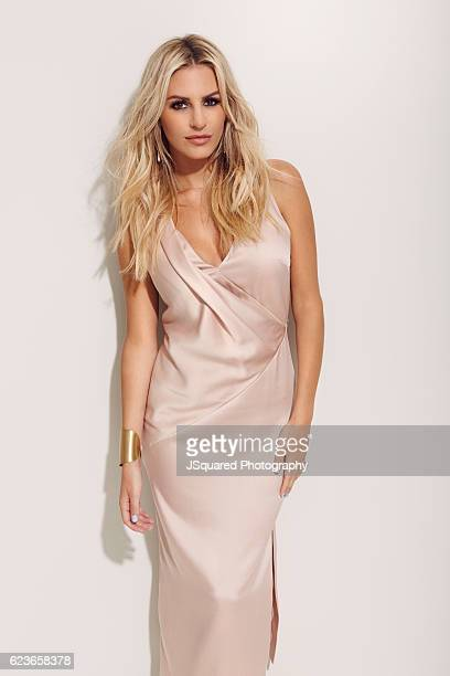Morgan Stewart is photographed for Locale Magazine on August 7 2016 in Los Angeles California ON DOMESTIC EMBARGO UNTIL NOVEMBER 28 2016 ON...