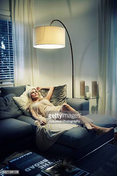 Morgan Stewart is photographed for Self Assignment on May 10 2016 in Los Angeles California