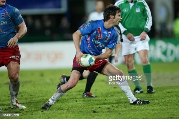 Morgan WILLIAMS Stade Francais / Neath Swansea Heineken Cup