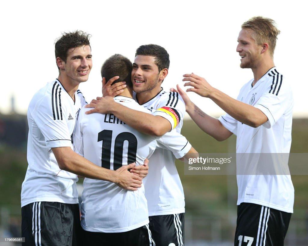 Faroe Islands v Germany - UEFA Under21 Euro 2015 Qualifier