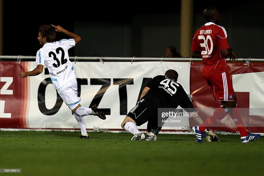 1860 Muenchen v Hamburger SV - Pre-Season Friendly