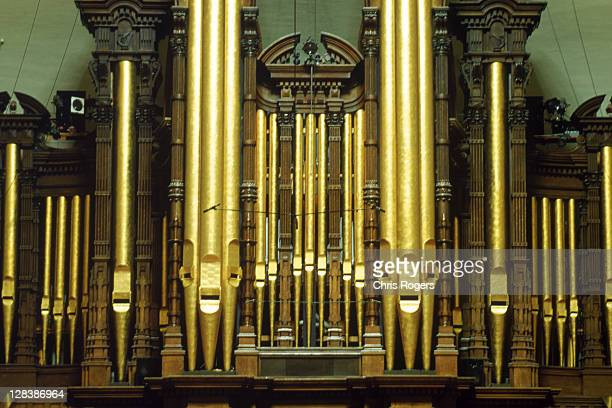 Mormon Tabernacle Organ, SLC, Utah