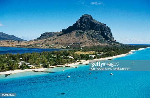 Morne Brabant massif Mauritius