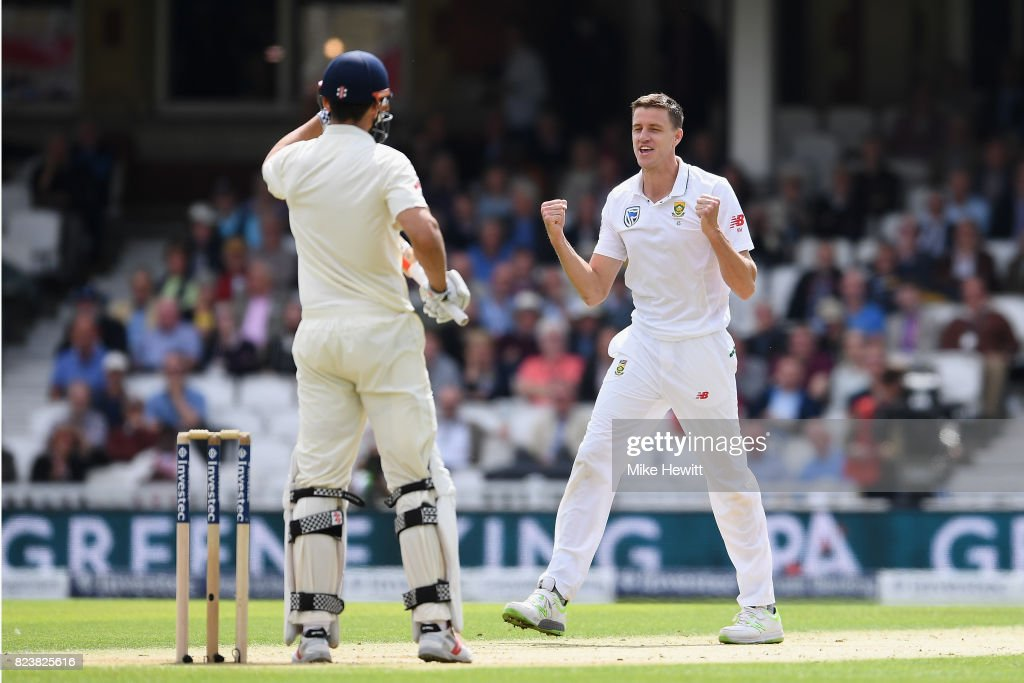 England v South Africa - 3rd Investec Test: Day Two