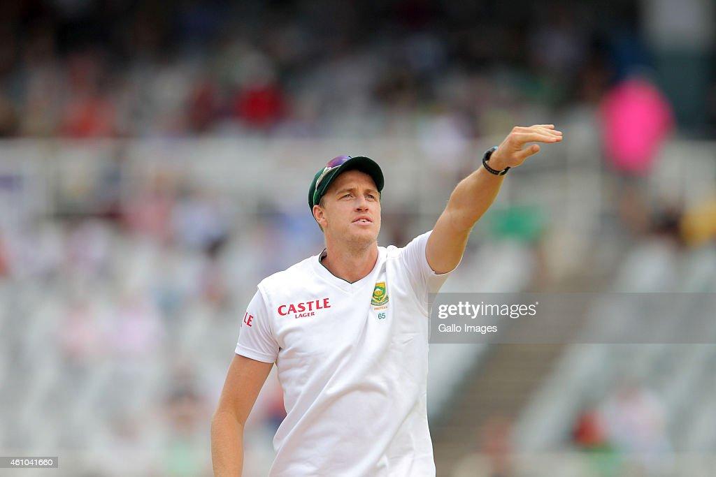 South Africa v West Indies Test Match Series - Third Test Match