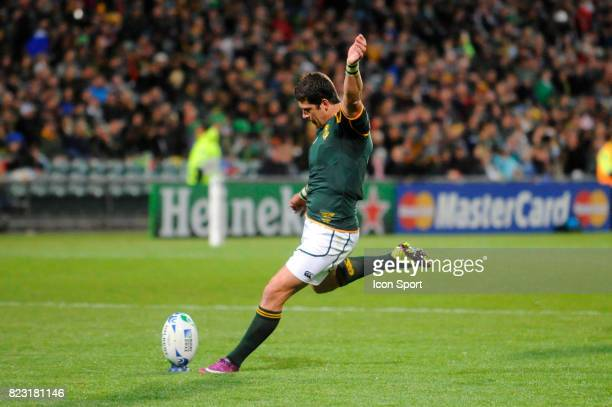 Morne STEYN Afrique du Sud / Namibie Coupe du Monde de Rugby 2011
