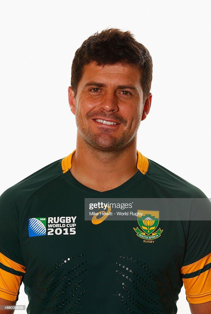 South Africa Portraits - RWC 2015