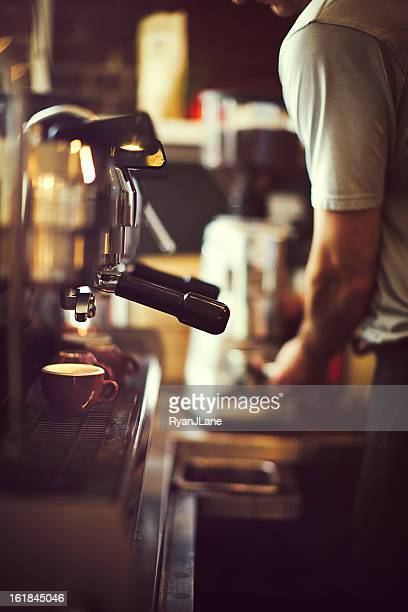 Morning Barista
