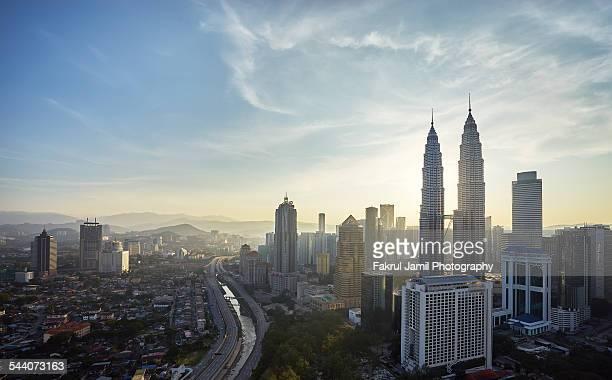 Morning Breeze in Kuala Lumpur