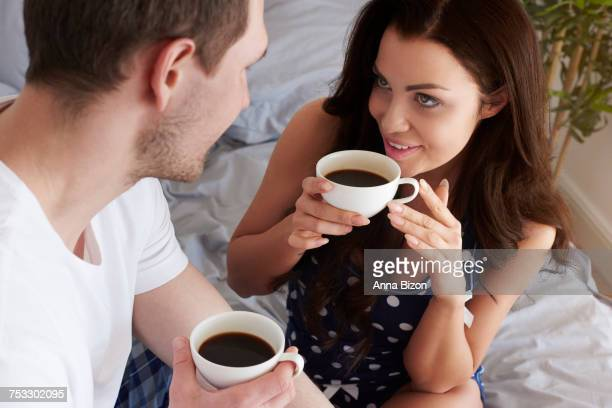 Morning coffee with my big love. Debica, Poland
