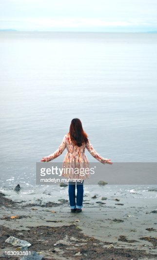 morning gratitude : Stock Photo