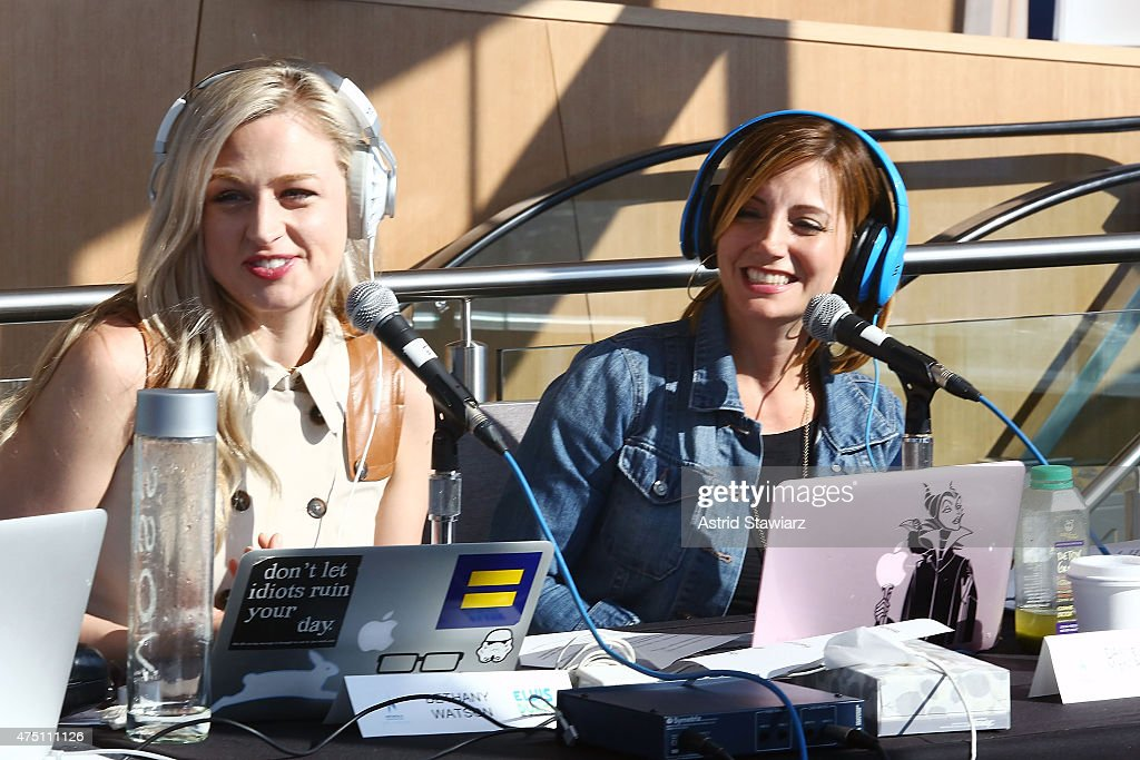 """""""The Elvis Duran The Z100 Morning Show"""" Live Broadcast ..."""