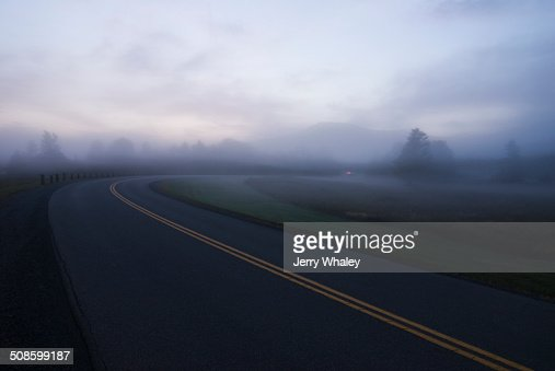 Morning in Canaan Valley, WV : Foto stock