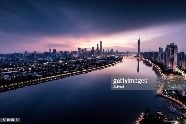 Morning in Guangzhou
