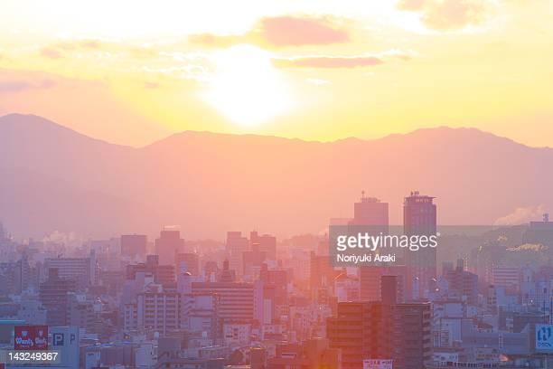 Morning in Hiroshima