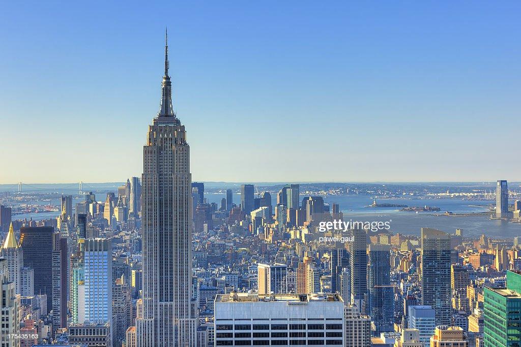 'Morning in Mahattan, NYC'